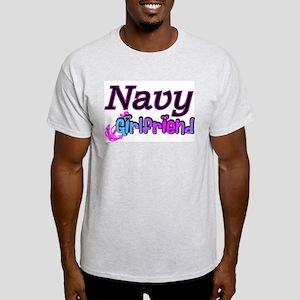 Navy Girlfriend Light T-Shirt