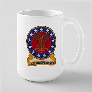 USS INDEPENDENCE Mugs