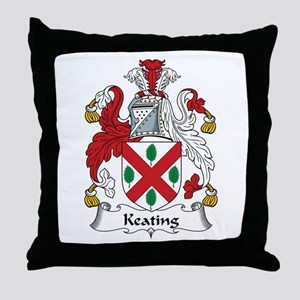 Keating Throw Pillow
