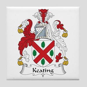 Keating Tile Coaster