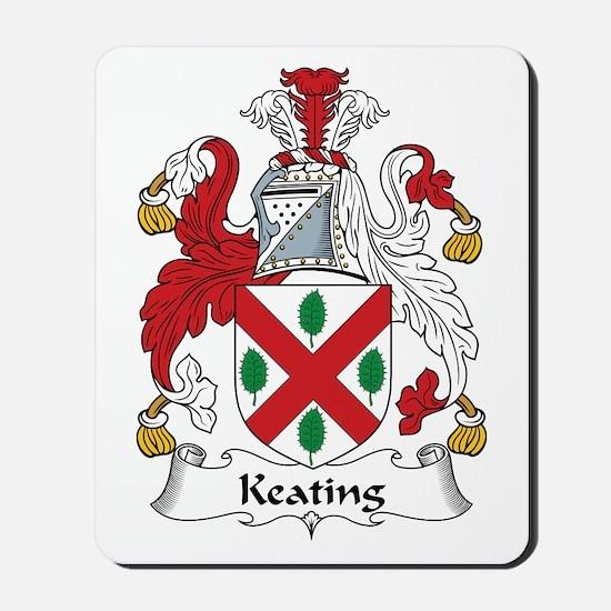 Keating Mousepad