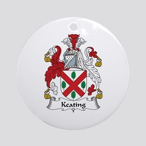 Keating Ornament (Round)