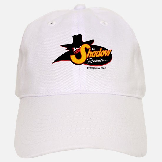 The Shadow Remembers Baseball Baseball Baseball Cap