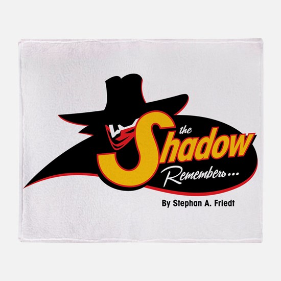 The Shadow Remembers Throw Blanket