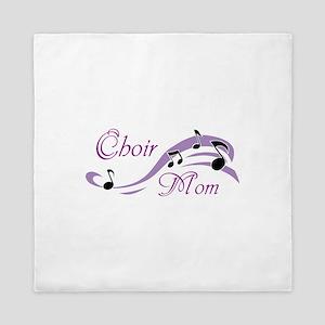 Choir Mom Queen Duvet