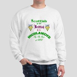 Scottish Highlander Sweatshirt