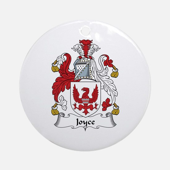 Joyce (Galway) Ornament (Round)
