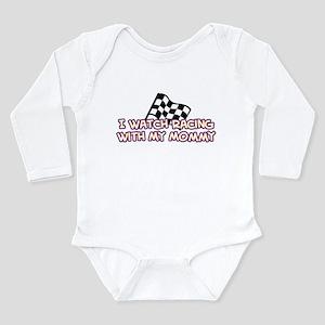11 Racing Mommy Infant Bodysuit Body Suit