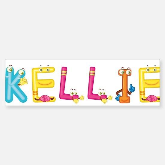 Kellie Bumper Bumper Bumper Sticker