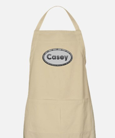 Casey Metal Oval Apron