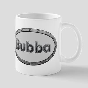Bubba Metal Oval Mugs