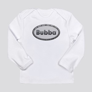 Bubba Metal Oval Long Sleeve T-Shirt