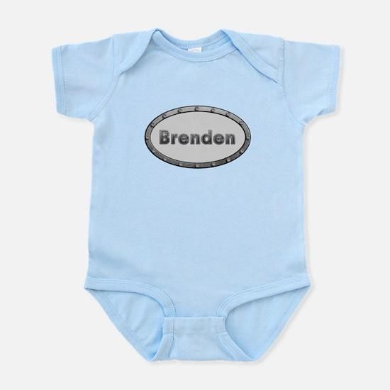 Brenden Metal Oval Body Suit