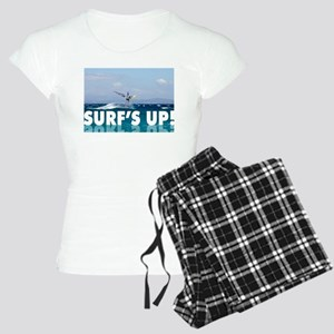 Surfs Up Windsurfer in the Air Pajamas