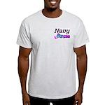 Navy Fiancee Light T-Shirt