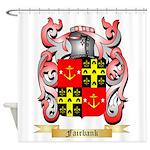 Fairbank Shower Curtain