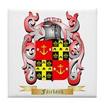 Fairbank Tile Coaster