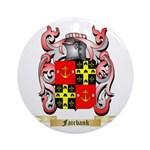 Fairbank Ornament (Round)