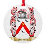 Fairbairn Round Ornament