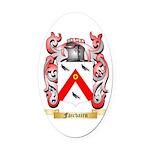Fairbairn Oval Car Magnet