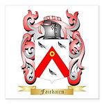 Fairbairn Square Car Magnet 3