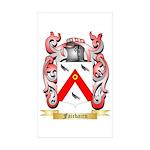 Fairbairn Sticker (Rectangle 50 pk)
