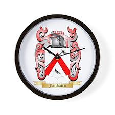Fairbairn Wall Clock