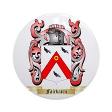 Fairbairn Ornament (Round)