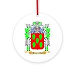 Faigenblat Ornament (Round)