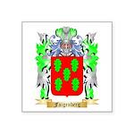 Faigenberg Square Sticker 3