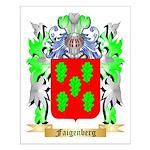 Faigenberg Small Poster