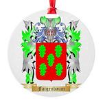 Faigenbaum Round Ornament