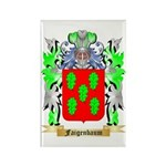 Faigenbaum Rectangle Magnet