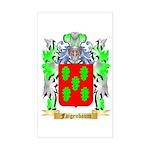 Faigenbaum Sticker (Rectangle)