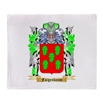 Faigenbaum Throw Blanket