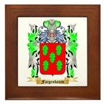 Faigenbaum Framed Tile