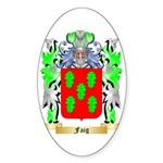 Faig Sticker (Oval 50 pk)