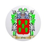 Faig Ornament (Round)