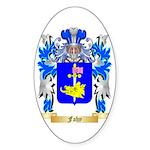 Fahy Sticker (Oval 50 pk)