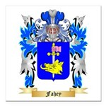 Fahey Square Car Magnet 3
