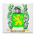 Faherty Tile Coaster