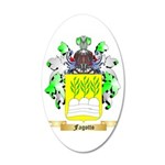 Fagotto 35x21 Oval Wall Decal