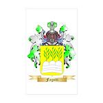 Fagotti Sticker (Rectangle 50 pk)