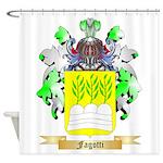 Fagotti Shower Curtain