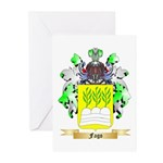 Fago Greeting Cards (Pk of 20)