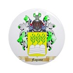 Fagione Ornament (Round)