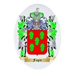 Fagin Ornament (Oval)