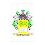 Faggioni Sticker (Rectangle)