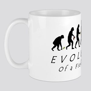 Evolution of a Field Herper Mug