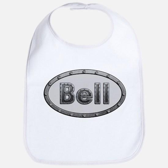 Bell Metal Oval Bib